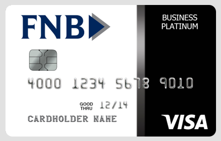 Business credit cards fnb bank apply now reheart Gallery